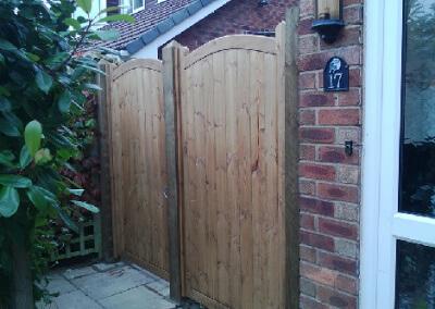 4. Morise & Tenon Single gate